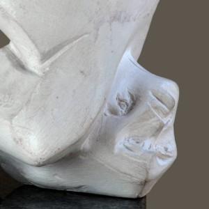 1. Contorsionista - 1995 - terracotta - h. cm 25